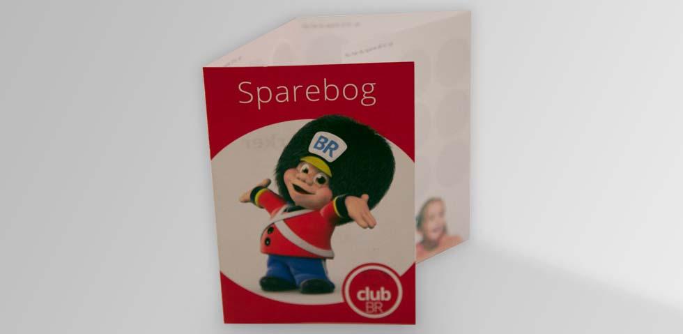 Club BR sparebog