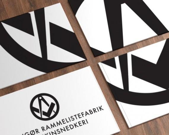 Logo for Rammelistefabrikken